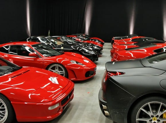 Most Expensive Car Collections Prettymotors Com