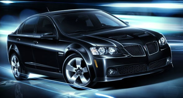 The Model Pontiac G8 GT Has The Following Engine Specifications; 6.0 Liter  V 8 And 360 Horsepower, Which Is A Clear Proof That The Car Has A  Supersonic ...