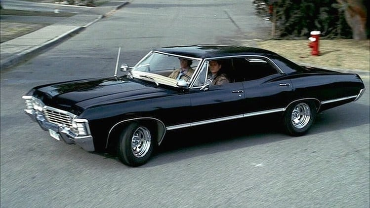Does The License Plate On Dean Winchester S Car Changes