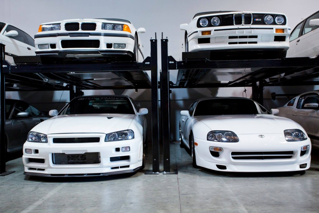 Paul Walker personal car collection