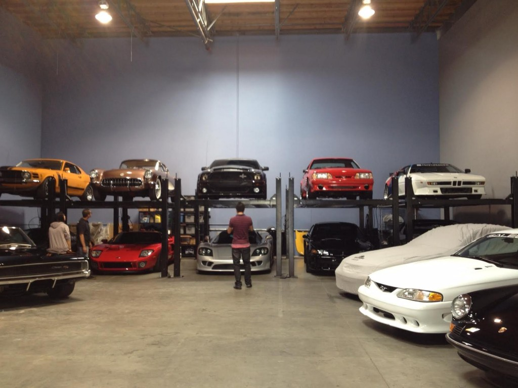 Who Stole Paul Walker's Car Collection