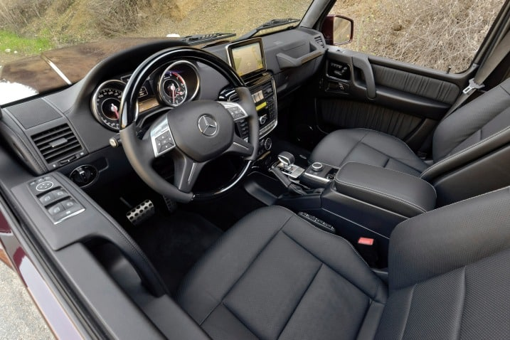 2014 ford explorer sport - Mercedes Suv Interior 2014