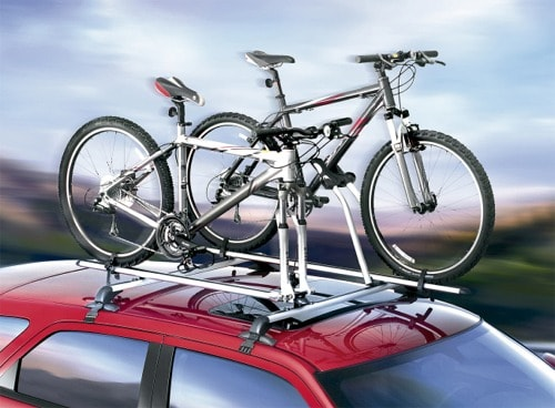 Bike Rack For Car a rear mounted bike rack