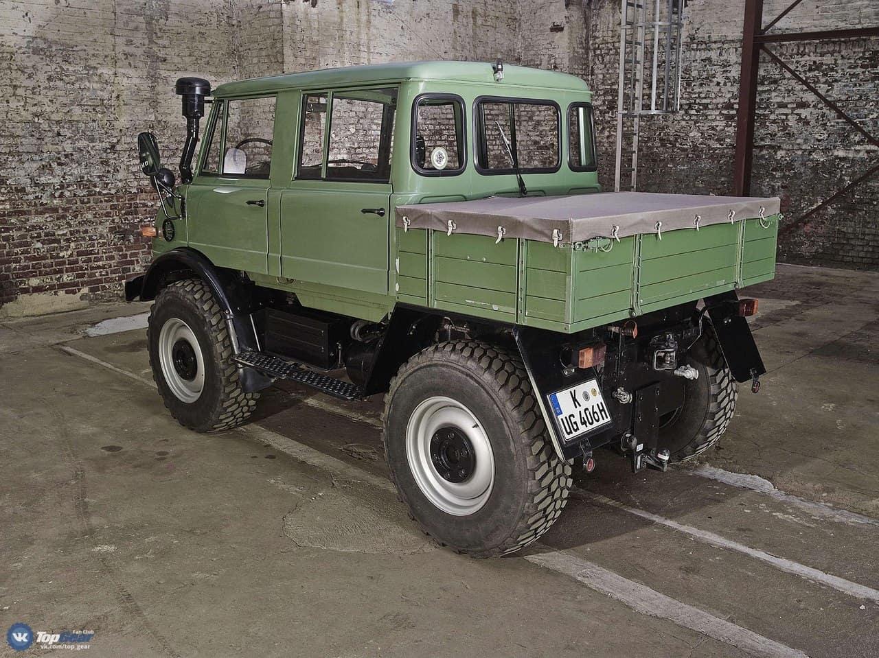1976 Mercedes