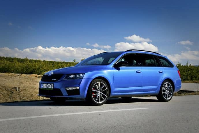 Skoda Octavia Rs 2016 Pictures And Specifications