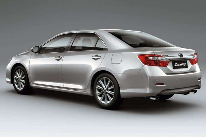With Production And S All Over The World Toyota Boasts That Its Camry Is A Car Along Carolla In Addition To An