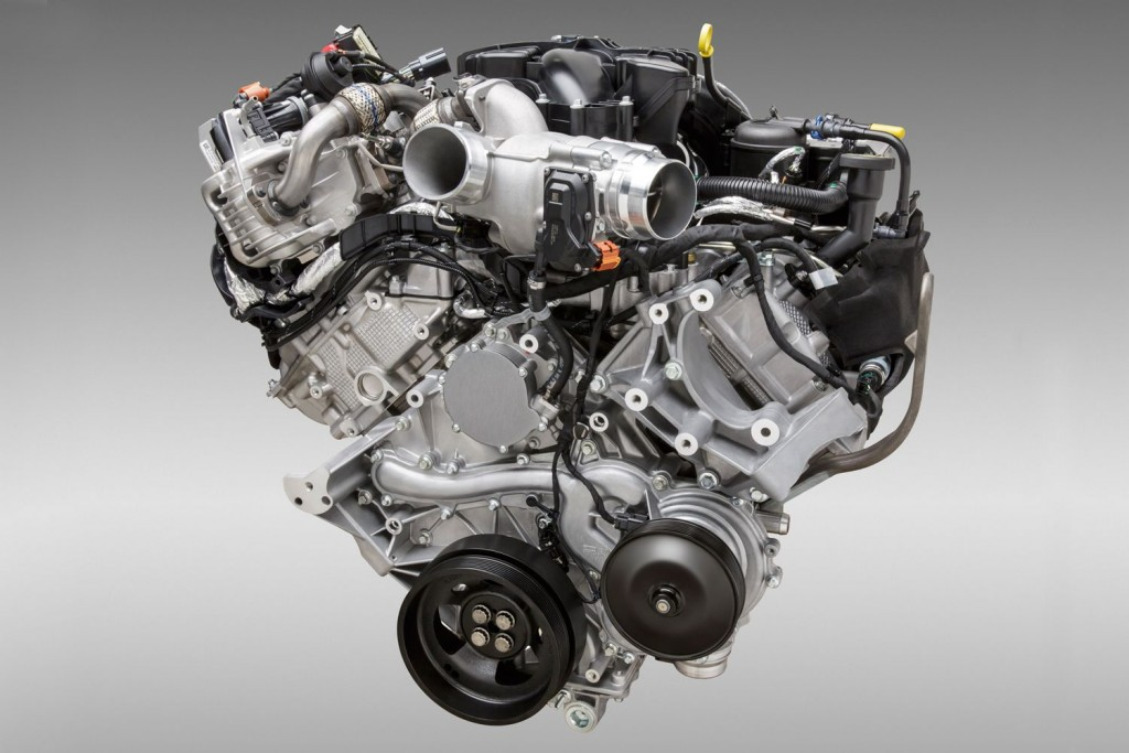 2016 ford svt bronco engine 2