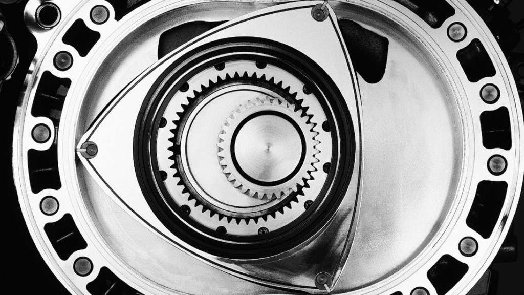 Get To Know The Mazda Rotary Engine
