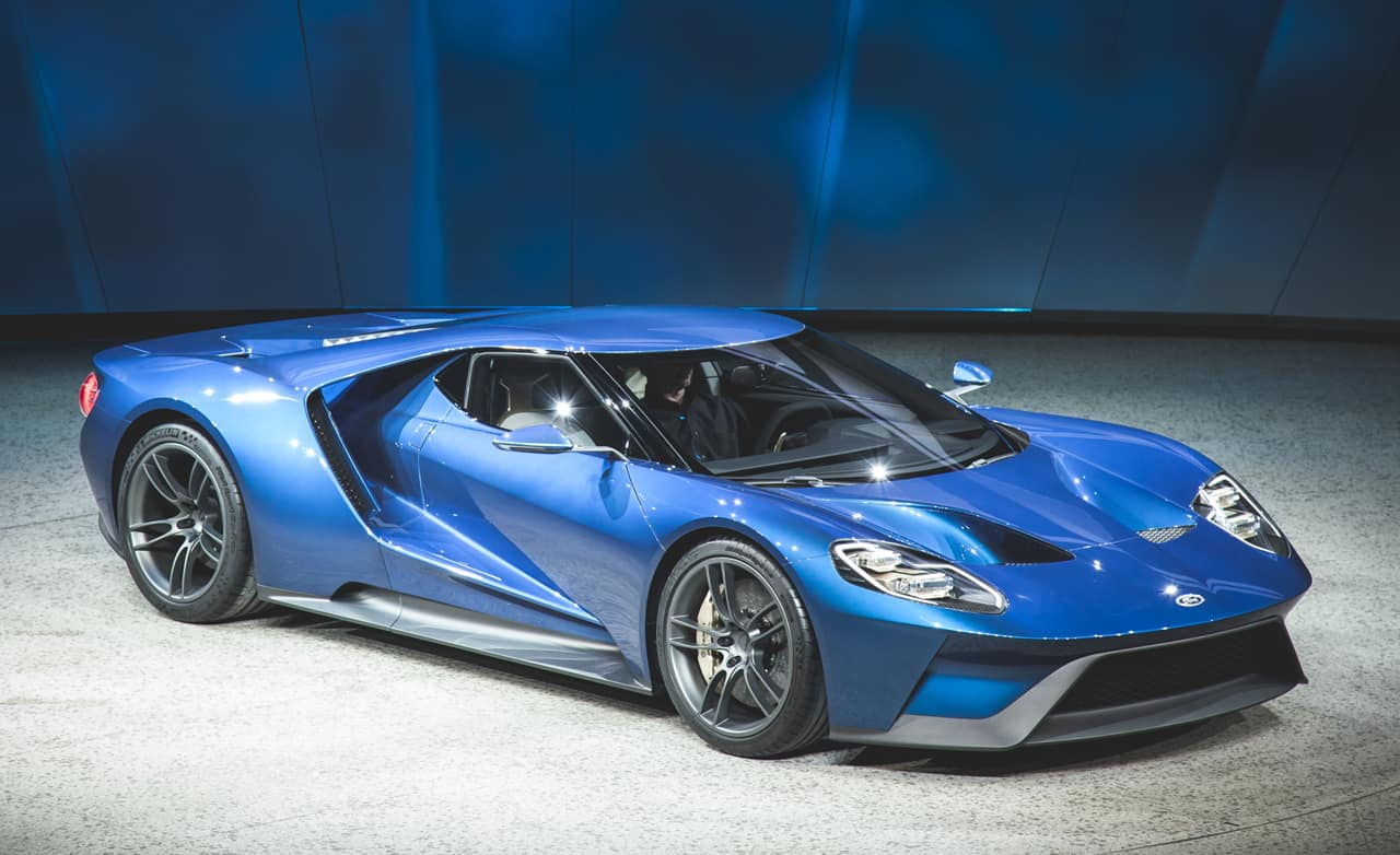 2017 ford gt release date price and specs
