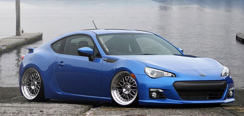Image result for subaru brz stanced