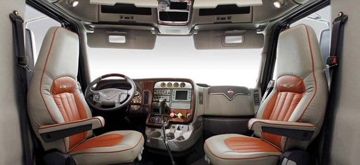 international prostar interior images
