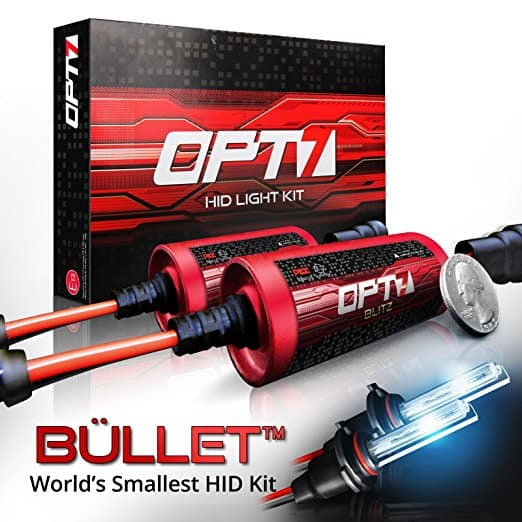 OPT7 Blitz Bullet HID Kit