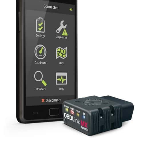 ScanTool 426101 OBDLink MX Bluetooth: Professional OBD-II Scan Tool for Android & Windows