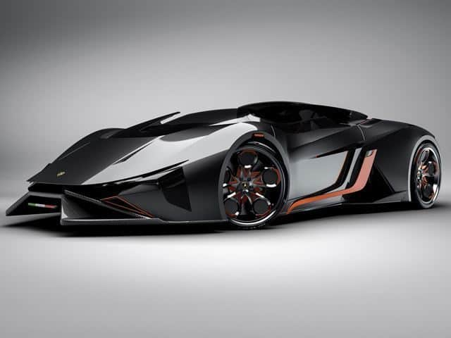 Vitola Is Lamborghini S New All Electric Supercar Prettymotors Com