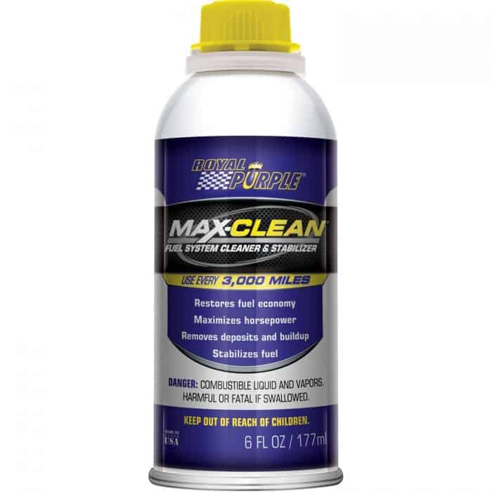 Royal Purple 11754 Max-Clean Fuel Cleaner - 6 oz.