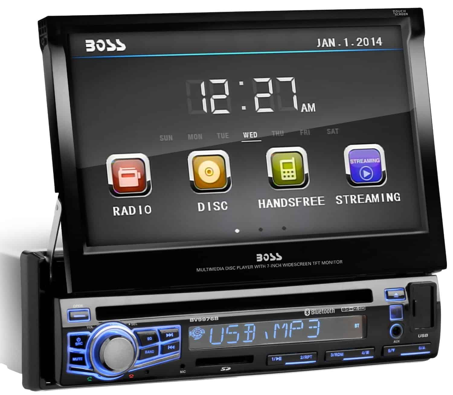 What are the Best Car Radio Head Units For Your Stereo System in ...