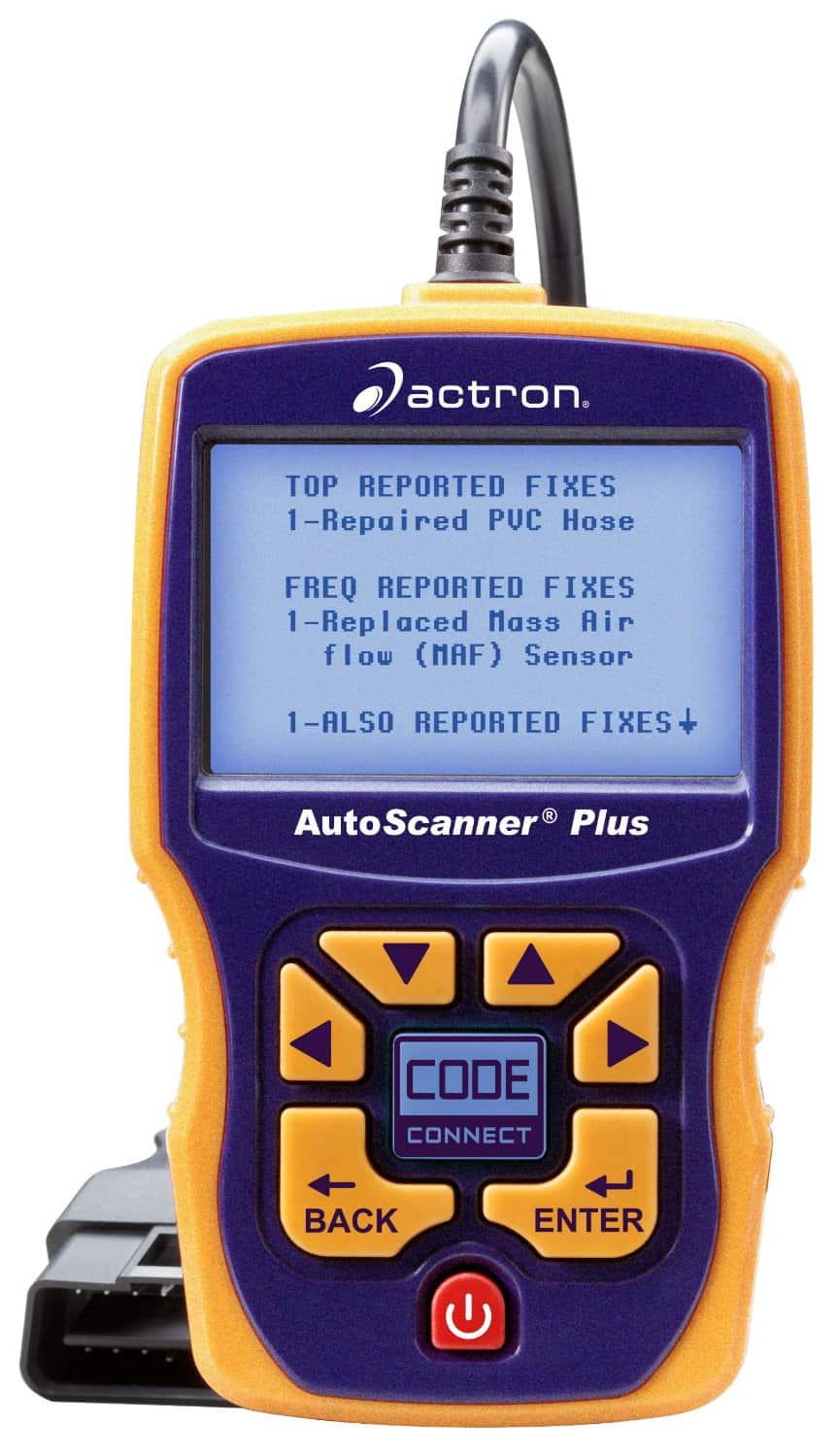 Actron CP9580A Enhanced AutoScanner Plus