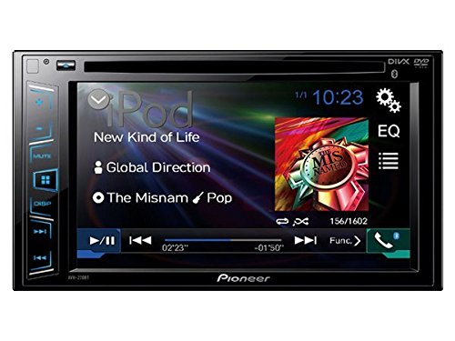 AVH270BT Pioneer Bluetooth Car Radio Receiver ( Double Din )