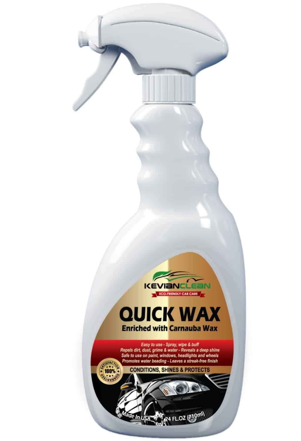Best Car Wax and Synthetic Sealant - Reviews   PrettyMotors