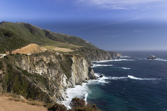The Pacific Coast Highway makes for a great winter road trip.