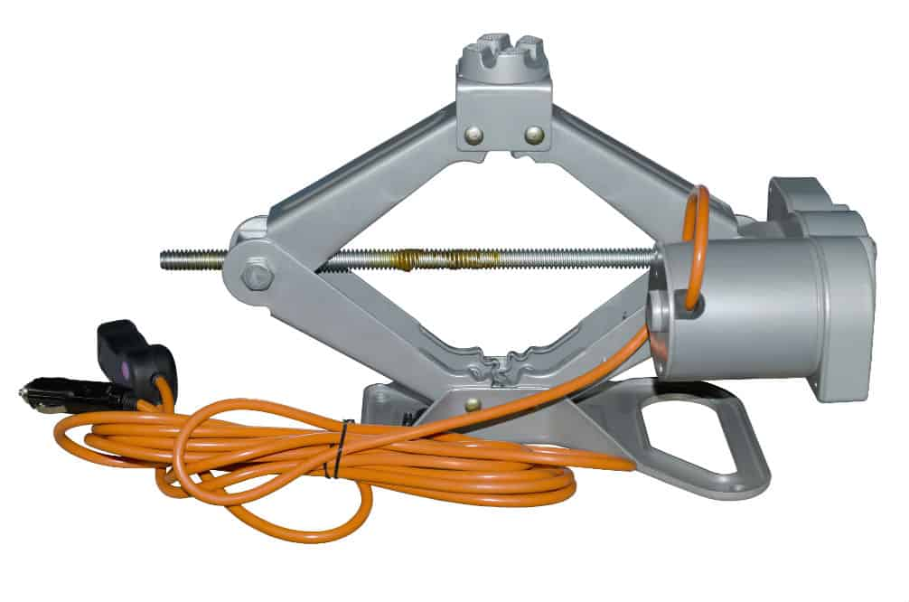 Image result for 12 Volt Automatic One Ton Electric Car Jack