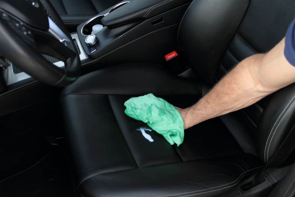 How to Wash Car Seats