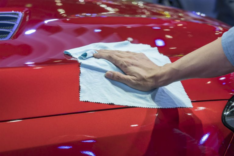 How to Wax a Car and Make it Look Sparkling New
