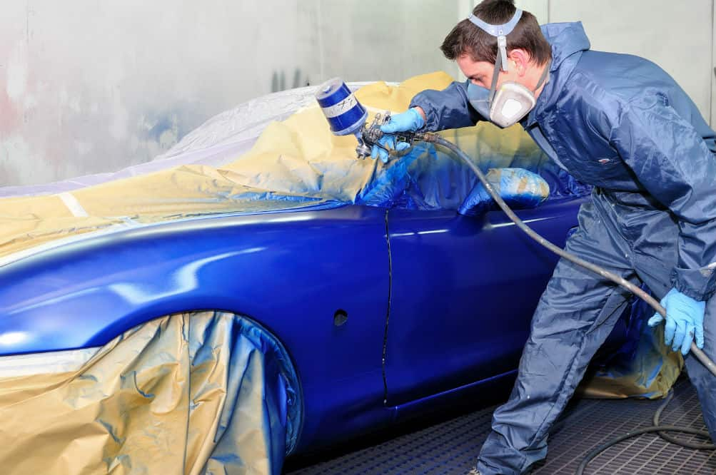 How Much to Repaint a Car