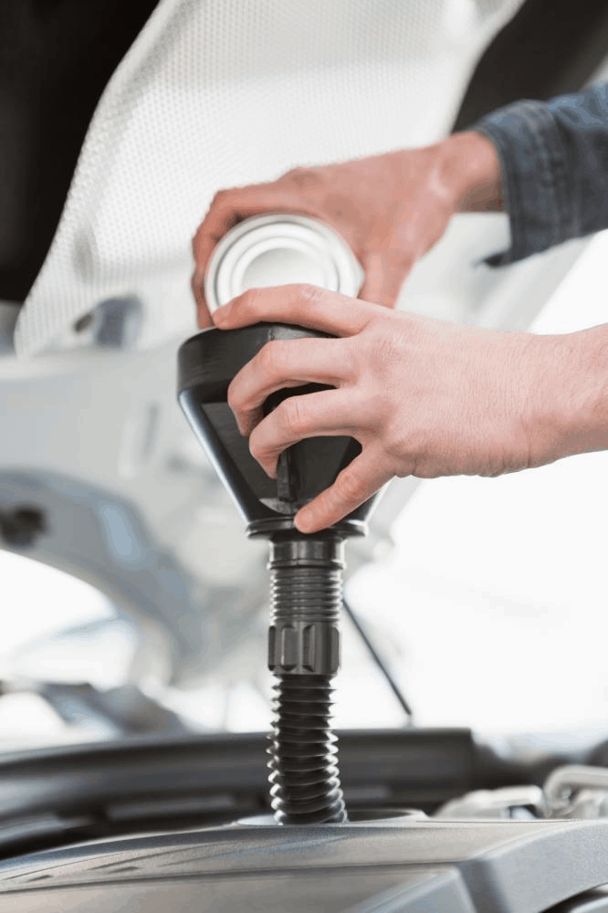 Overfilled Oil In Your Car Engine: Step By Step Guide